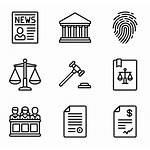 Icon Lawyer Law Icons Clipart Justice Laws