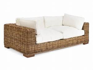 Rattan Couch Mit Schlaffunktion : rattan liege garten liege lounge massivholzm bel bei ~ Indierocktalk.com Haus und Dekorationen