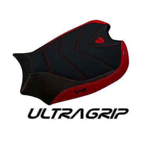Tappezzeria Italia Tappezzeria Italia Ducati Panigale V4 Ultragrip Seat Cover
