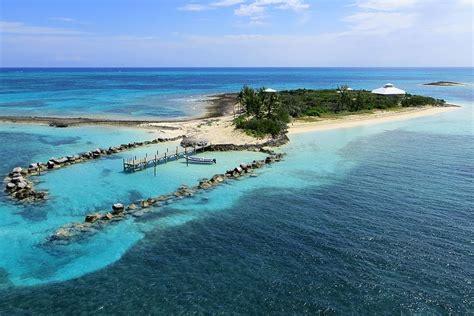 island archive johnnys cay bahamas caribbean