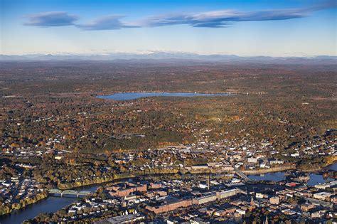 Lewiston and Auburn, Maine | About Bates | Bates College