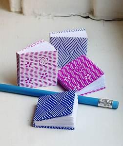Make origami mini paper books