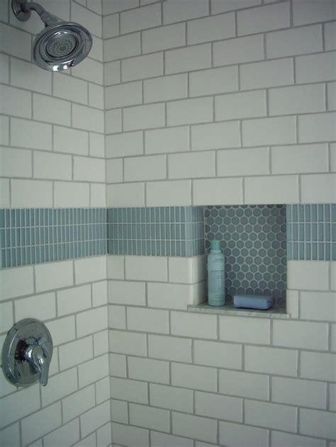 love  accent tile  niche bath fixtures