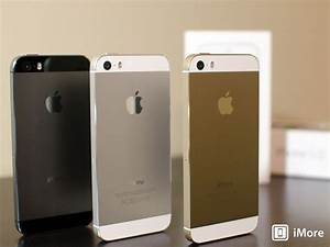 iPhone 5s photo comparison: Gold, Silver, and Space Gray ...