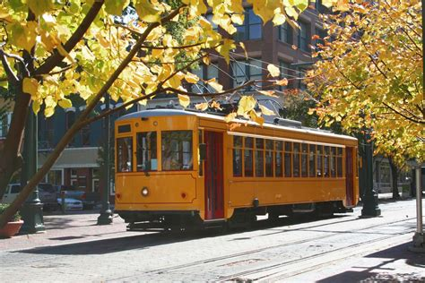 The Memphis trolley: The new way to get around downtown!