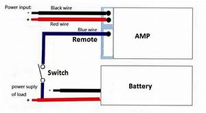 Capacitor Wiring Diagram Car Audio