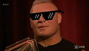 Brock Lesnar Wants All His Steroid Accusers To  U2018deal With It U0026 39