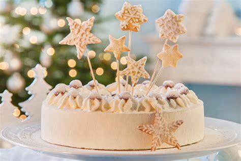 Weihnachtliche Torte Von Coppenrath