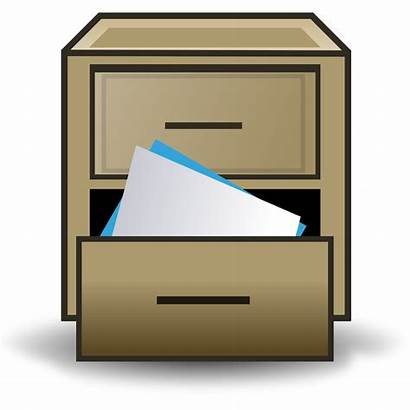 Cabinet Filing Icon Svg Transparent Background Wikimedia