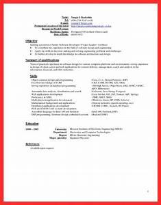 latest resume sample good resume format With latest resume sample