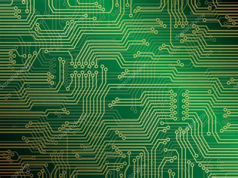 Carte de circuit imprimé image vectorielle par eyematrix ...