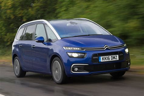 Citroen Grand C4 Picasso by New Citroen Grand C4 Picasso 2016 Review Pictures Auto