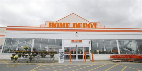 home depot website canada the home depot s connected approach q a marketing magazine
