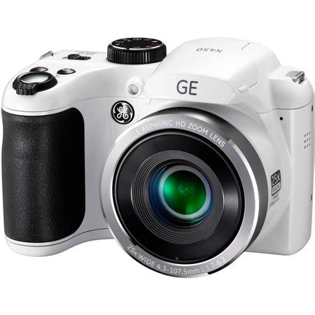 Ge X450 Power Pro Digital Camera With 16 Megapixels, 25x
