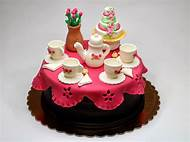 Happy Birthday Cake Women