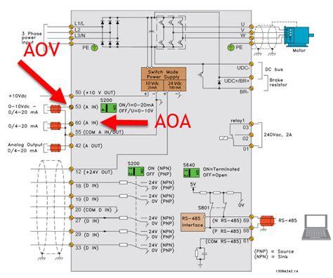 danfoss vfd wiring diagram somurich