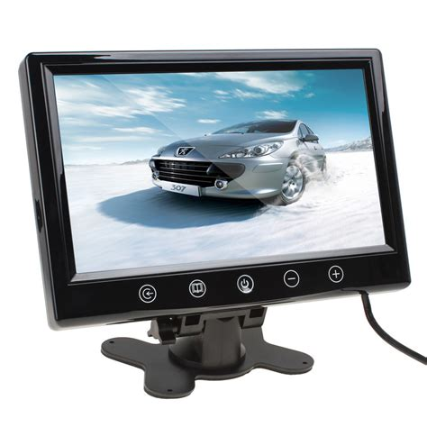 Inch Tft Lcd Color Screen Car Rear View Monitor With