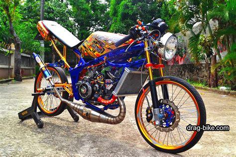 Gambar Drag by Lihat 100 Foto Gambar Modifikasi Drag Bike Racing