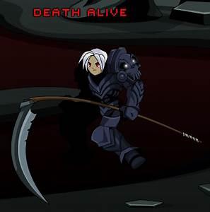 Death Alive AQW