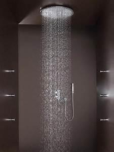 Douche Encastrable Plafond : t te de douche encastrable dream oval collection dream by ~ Premium-room.com Idées de Décoration
