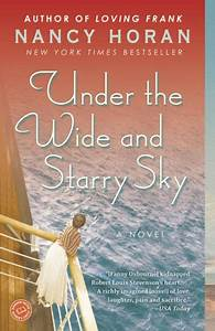 Under the Wide and Starry Sky by Nancy Horan, Paperback ...