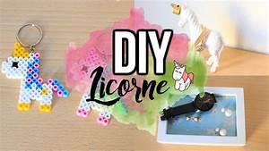Decoration Licorne Chambre : diy deco chambre licorne youtube ~ Teatrodelosmanantiales.com Idées de Décoration