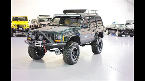 davis autosports jeep xj stage 4 build new everything restored lifted for