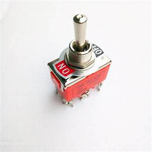 Rocker Toggle Switch Manual Reversing Switches 2 Feet 2