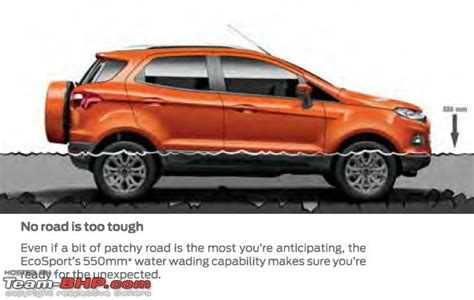 ford ecosport official review page  team bhp