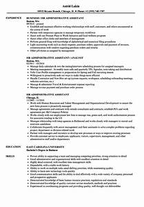 hr administrative assistant resume samples velvet jobs With sample resume for hr and admin executive