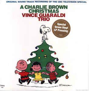 vince guaraldi trio charlie brown christmas full album vince guaraldi trio a charlie brown christmas vinyl us