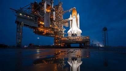 Nasa Desktop Launch Shuttle Atlantis Platform 2nd