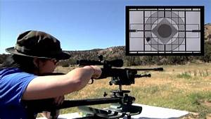 Thompson Center Dimension in .308 - 1 MOA Goodness! - YouTube