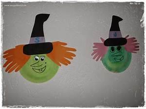 Basteln Halloween Mit Kindern : moppeline123 halloween bastelei pappteller geister und hexen halloween halloween diy ~ Yasmunasinghe.com Haus und Dekorationen