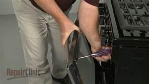 Whirlpool Gas Oven Door Handle Replacement  W10397442
