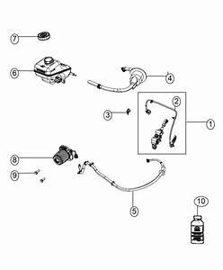 2015 Dodge Actuator Assembly  Clutch Concentric Slave