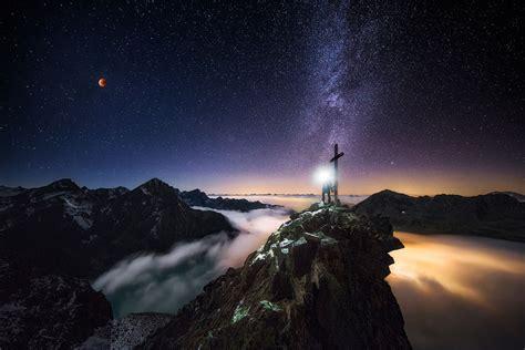 fotografieren bei vollmond tipps von profis bergwelten