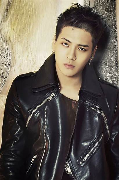 Jackson Got7 Wang Identify Leather Android Iphone