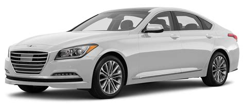 2017 Genesis G80 Reviews, Images, And Specs