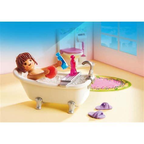 salle de bains  baignoire playmobil    sur