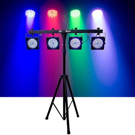 led stage lighting kit l e d stage light kit hire soundfx cape town