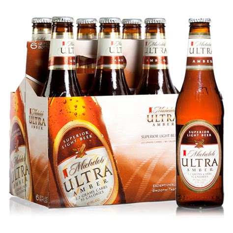 Michelob Ultra Amber | Hand Family Companies