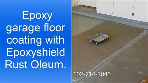 valspar garage floor coating vs rustoleum epoxy garage floor coating with epoxyshield rust oleum