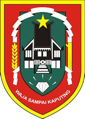 lambang provinsi  kabupaten kalimantan selatan