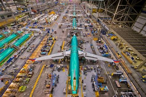 The Boeing Company (multiple projects)