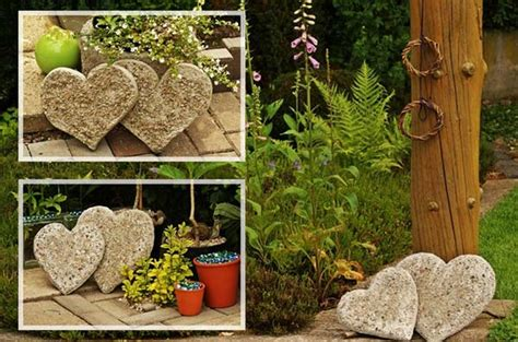 diy backyard decorating ideas 28 cutest outdoor concrete projects for your home