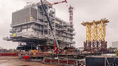 Platform Hvac Alpha Borssele System Ocean Energy