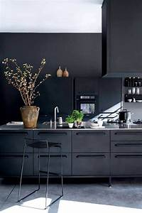 80, Black, Kitchen, Cabinets, U2013, The, Most, Creative, Designs, U0026, Ideas