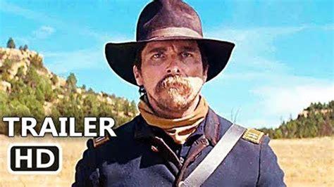 Hostiles Official Trailer Christian Bale Movie