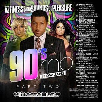 dj finesse mixtapes  rb slow jams mix vol